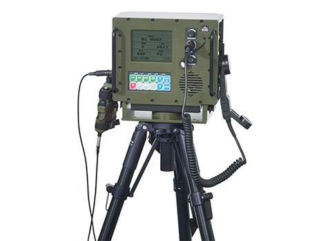IFCS Firing Data Display Unit (Shown with PRR)